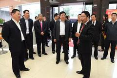 财富证券:陈向群常务副省长调研湖南财信金控集团
