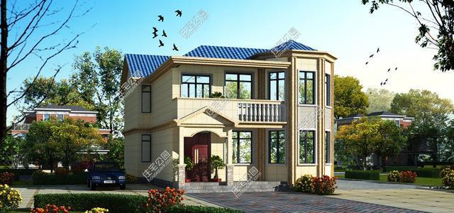 房产 正文  微信公众号:住宅公园,免费300套别墅自建房图纸下载,各种图片