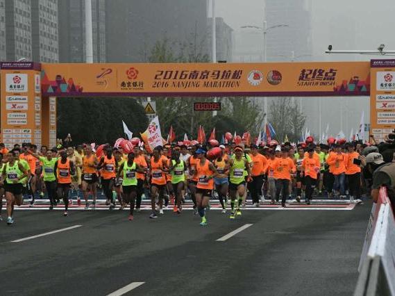 """马拉松选手34跑错路34 官方裁判与选手沟通不畅"""""""