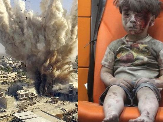 叙利亚围城:贵族上亿豪车炫富,不顾平民地狱生活
