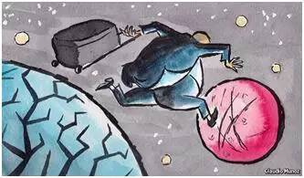 """【经济学人】殖民火星:是为了现在而非后世总第682"""""""
