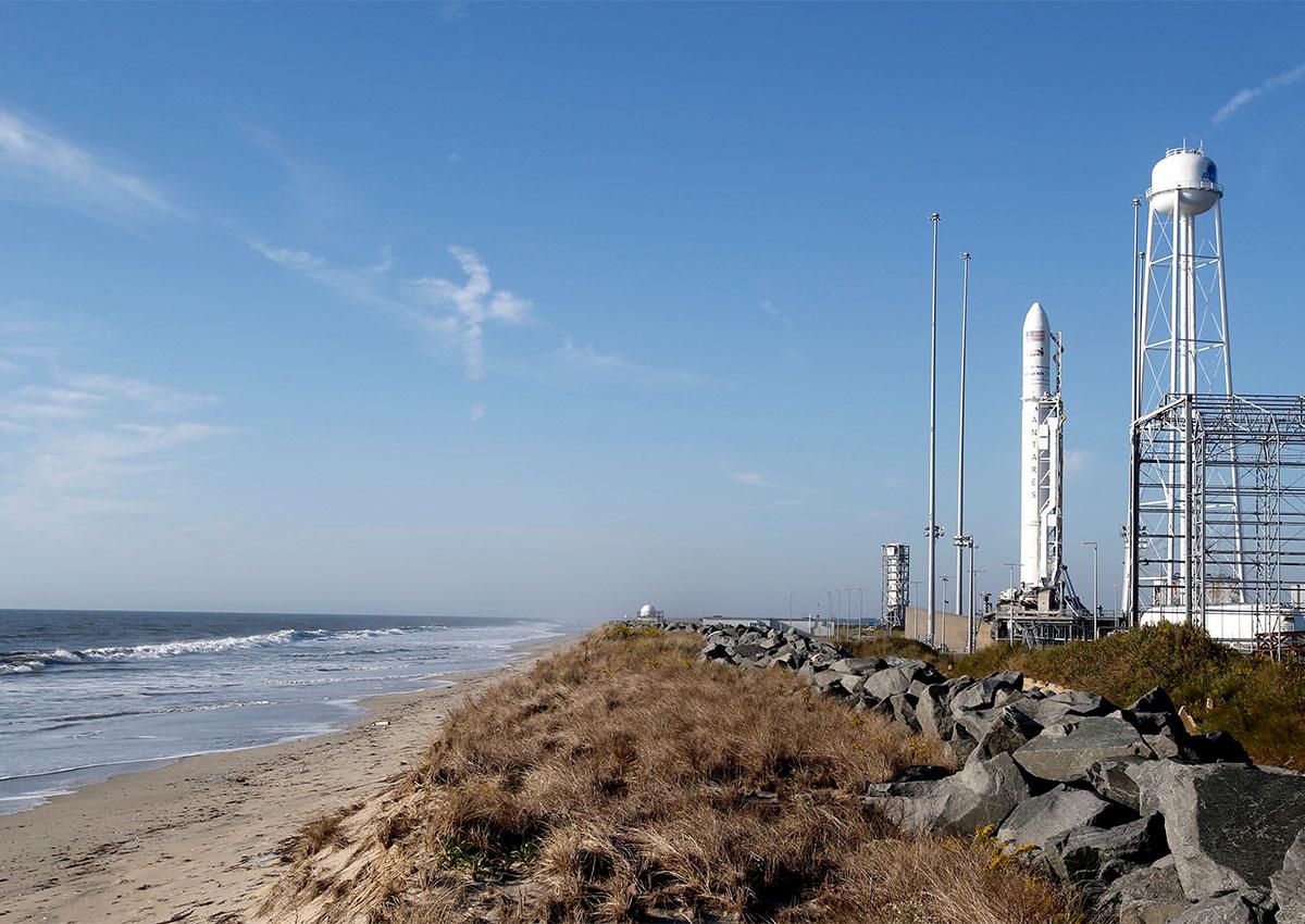 "SpaceX 潜在对手之一,把两年之前爆炸的火箭发上了"""