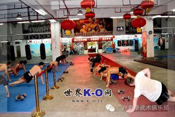 泰拳体能训练三大原则八项注意 八项注意之四