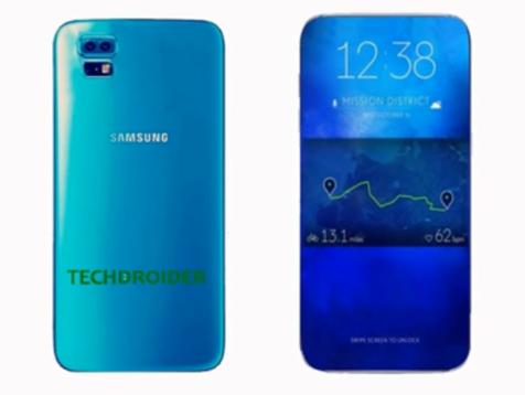 """如果三星Galaxy S8被设计成这样,或许还有看头"""""""