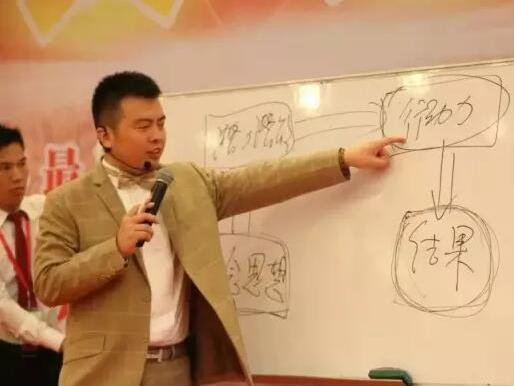 """杨涛鸣:四体不勤的人不会成为一个成功的销售人"""""""