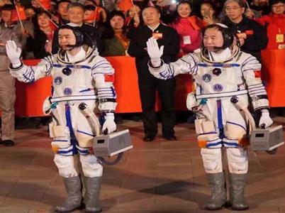 """通过VR技术,航天员在飞船见家人!"""""""