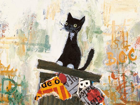 我有猫,你有故事么?
