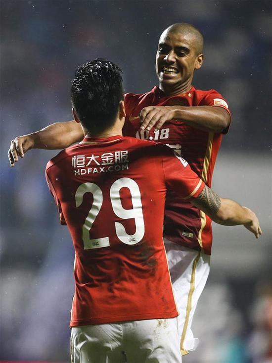 """恒大赛季奖金或超15亿 论发奖金只""""服""""中国足球"""""""