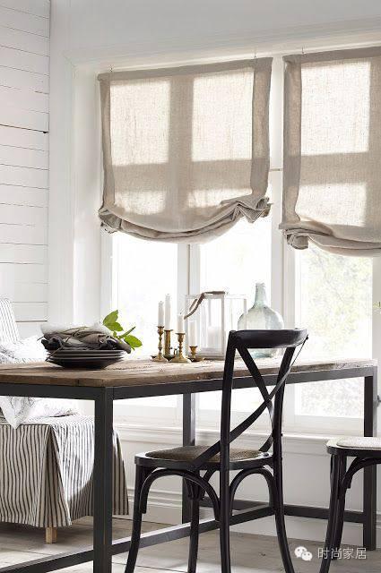 干货 别的不说先来看看这几种窗帘你用对地方了没?