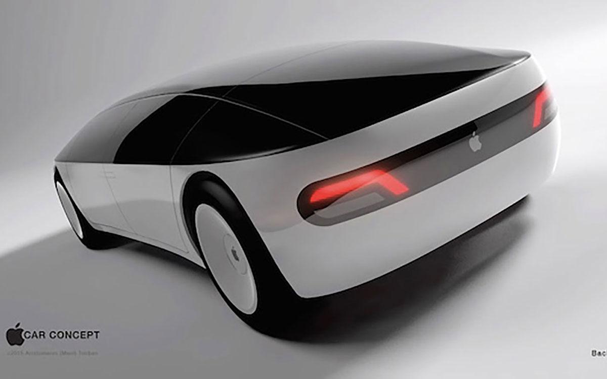 """不想造汽车了,苹果一心沉迷于自动驾驶软件"""""""