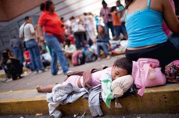 曾经的纸醉金迷,如今的饥不果腹,委内瑞拉之殇
