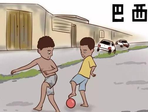 """中国足球为什么这么差,这张图告诉你原因"""""""