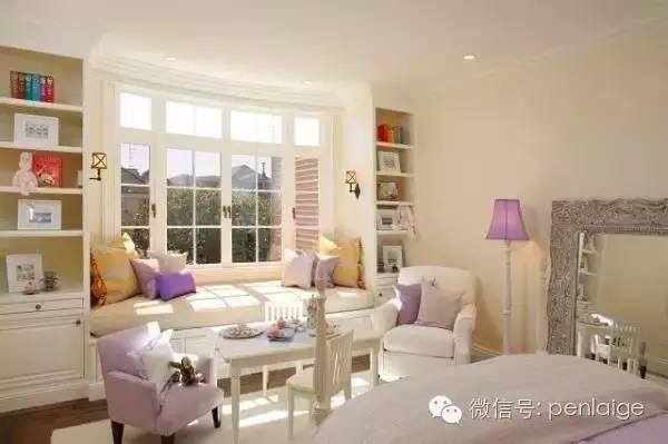 它可以是花园,可以是沙发,可以是书房,可以是茶室,还可以是一个小房间图片