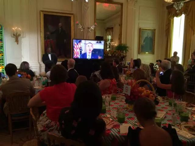白宫沦陷西瓜