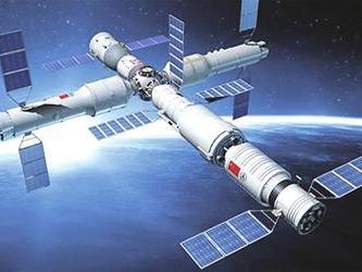 神舟十一号与天宫二号对接成功 航天员进驻天宫