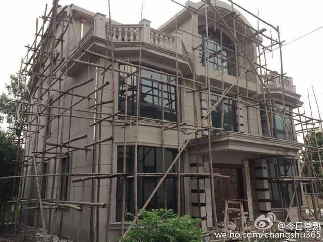 江苏常熟农村别墅图