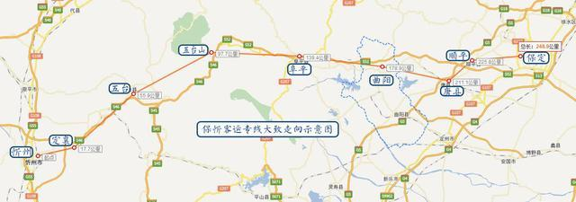 市城市总体规划(2016-2030年)》,定州-沧州城际铁路将经过肃宁,河间.