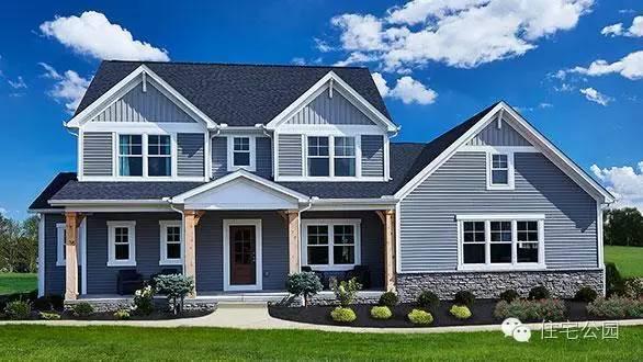 木别墅屋顶造型
