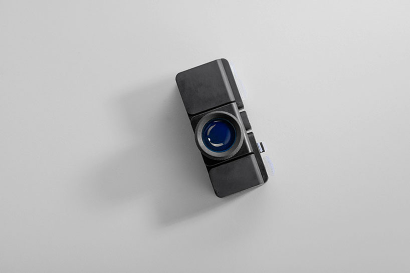 3D打印35mm胶片相机SLO
