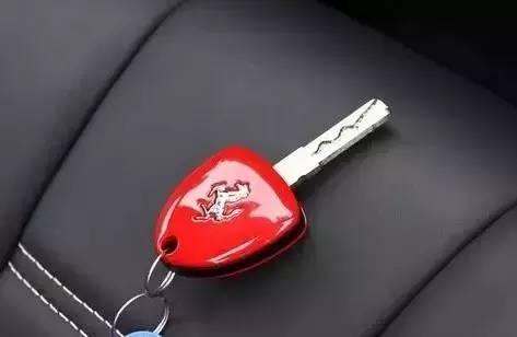 莱肯跑车的车钥匙_