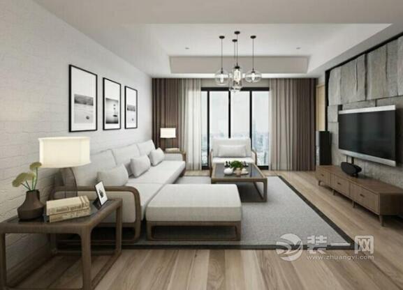 黑胡桃木家具配什么地板最时尚 20款效果图任您选