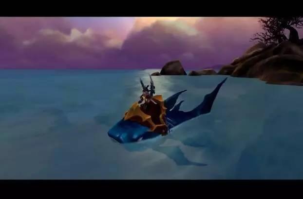阿门动作图_1版本的新坐骑:午夜,从重返卡拉赞地下城3号boss猎手阿门图处掉落.