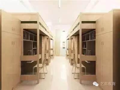 盘点各院校宿舍条件,你即将入住的新家长什么样