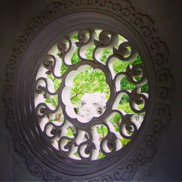 深入苏州古典园林,感受漏窗之美!