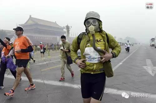 【健身知识】秋冬季节雾霾天来袭 五种方式助跑步同时不伤肺