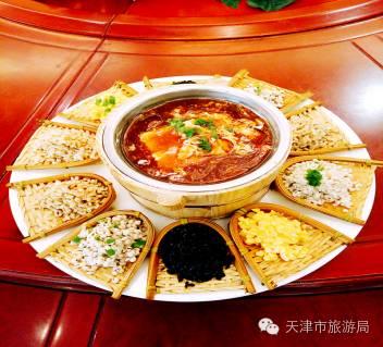 中国投票好食汇美食景区展示及旅游 宝坻区、天津平均展会数量美食每年的图片