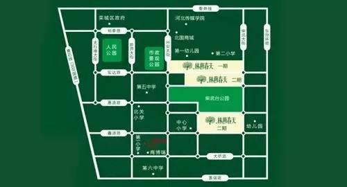 栾城地铁规划图