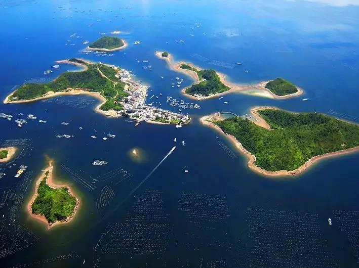 岭南竟也有一片媲美西北亚的海岛度假地