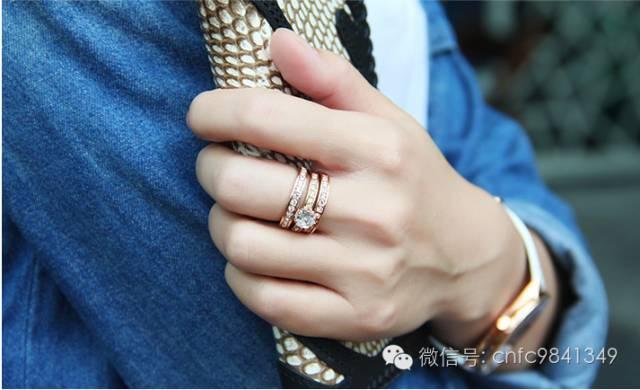 食指戒指   要求有立体感的造型   中指戒指   要求大气,有重量图片