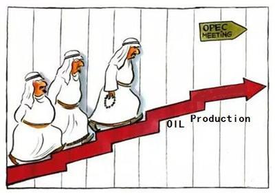 金耀九天:OPEC减产暗藏杀机,美原油50关口多空保卫战