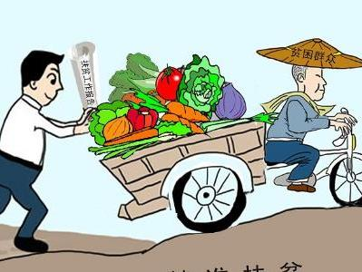 近日,农业部发布《关于推动落实农村一二三产业融合发展政策措施的图片