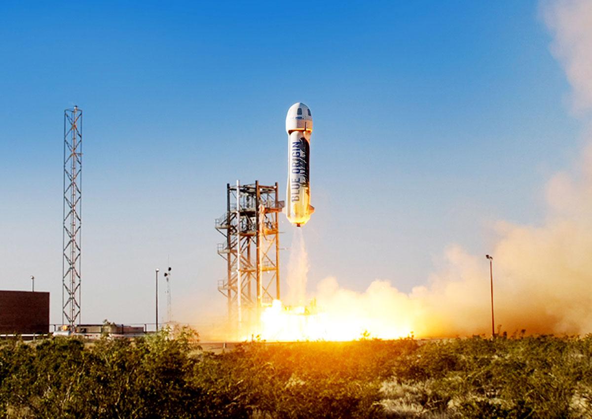 亚马逊CEO贝索斯:太空马上进入一个黄金时期