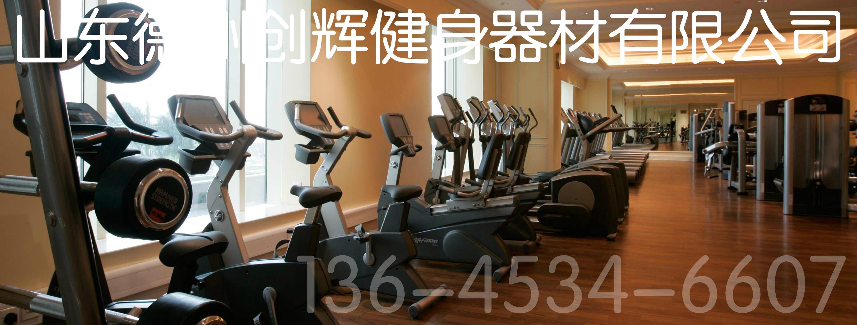 图解室内健身房健身器械使用大全