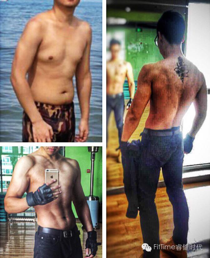 他拖着180斤体重,重新找回了自我,陈思思晒军装照