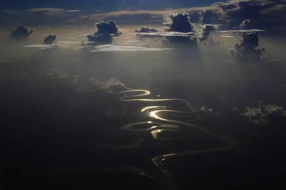 亚马逊河流域原始部落