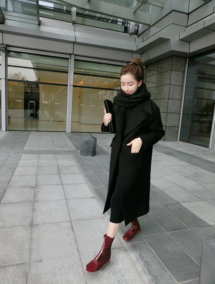 2017冬装新款女装连衣裙_冬装新款外套流行趋势_冬装品牌图片