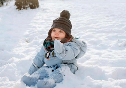 天冷了,幼儿园秋冬宝宝穿衣小妙招!(转给家长)-搜狐