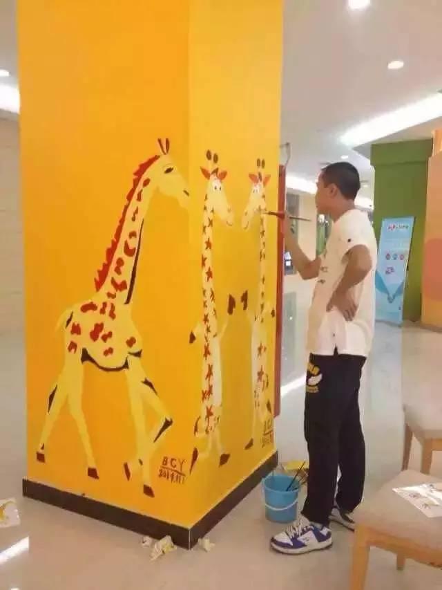 尽力、保持,自闭症画家登上了国际舞台!