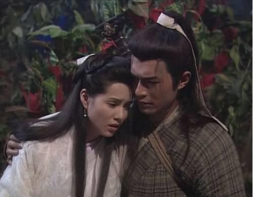 《神雕侠侣》看杨过和小龙女的爱情成长之路