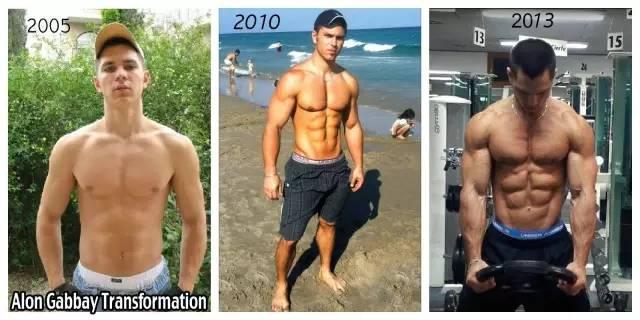 有纹身的肌肉男