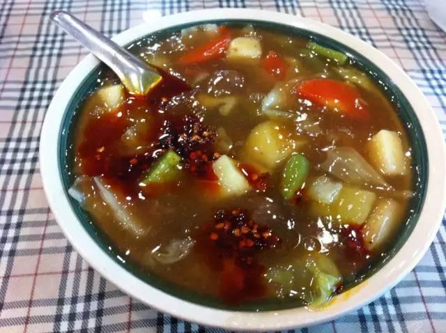 陕西人早餐必不可少的果腹美食