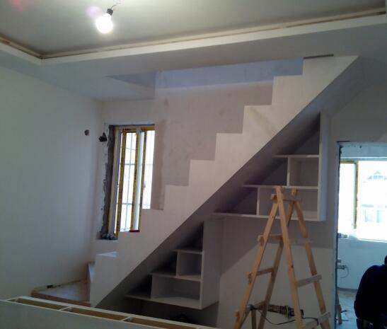 69平的小房子,阁楼设计成小卧室,实用漂亮图片