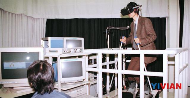 回看80-90年代 VR仍然是很棒的幻想