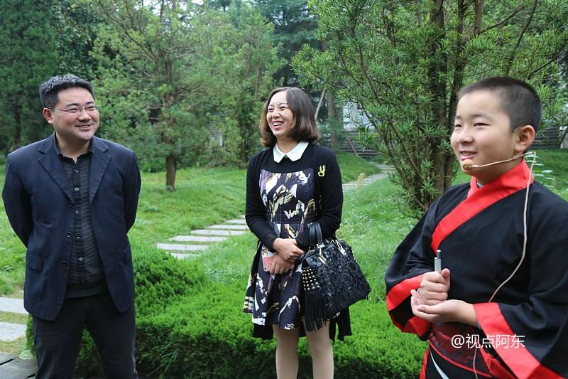 汉服表演为张骞纪念馆更添风景  小小讲解员获众人点赞(组图) - 视点阿东 - 视点阿东