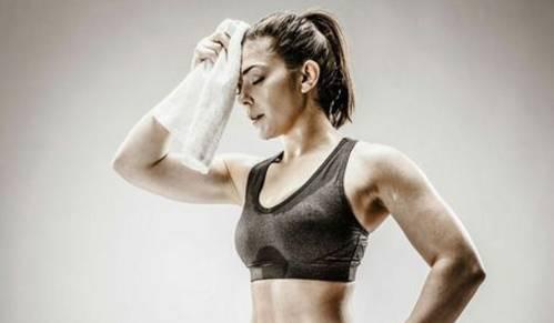 健身运动排汗竟能排毒?!结果令人震惊!