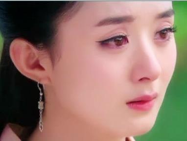 赵丽颖哭戏为何能排第一?图片